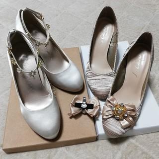 ラボラトリーワーク(LABORATORY WORK)の靴のページ【セット売りの一部です。ホームから是非ご覧ください。】(ハイヒール/パンプス)