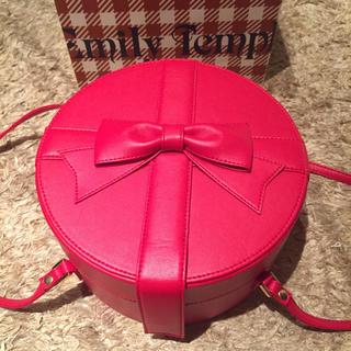 エミリーテンプルキュート(Emily Temple cute)のエミキュ★お帽子箱型バニティバッグ(ハンドバッグ)