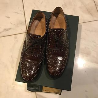 チャーチ(Church's)の出品値下げ チャーチ Church's バーウッド スタッズ 35.5(ローファー/革靴)