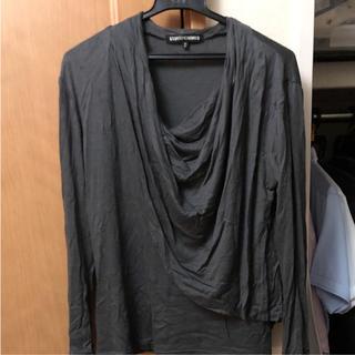 ゴーサンゴーイチプーラファム(5351 POUR LES FEMMES)のドレープシャツ(Tシャツ/カットソー(七分/長袖))