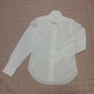 ドレステリア(DRESSTERIOR)のドレステリア 定番白シャツ サイズ36 未使用に近い(シャツ/ブラウス(長袖/七分))