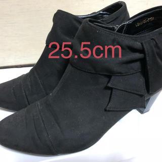 ヴェリココ(velikoko)のショートブーツ(25.5cm)(ブーツ)