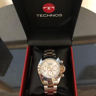 テクノス(TECHNOS)の腕時計(腕時計)