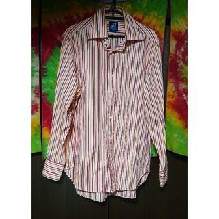 エービーエックス(abx)のABX ロングスリーブストライプシャツ(シャツ)