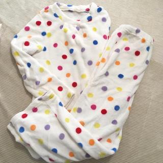 ジーユー(GU)のもこもこパジャマ(パジャマ)