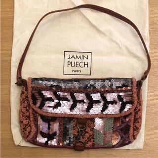 ジャマンピュエッシュ(JAMIN PUECH)のJAMIN PUECH パーティバック ビーズ刺繍(ハンドバッグ)