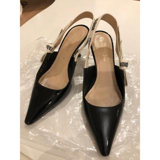 ディオール(Dior)のカトレア様専用 Dior J'ADIOR リボン パンプス 靴(ハイヒール/パンプス)