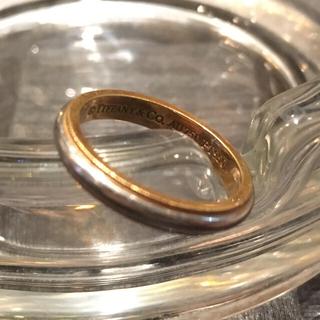 ティファニー(Tiffany & Co.)のmina様専用 ティファニークラシック ミルグレイン 結婚指輪 17号(リング(指輪))