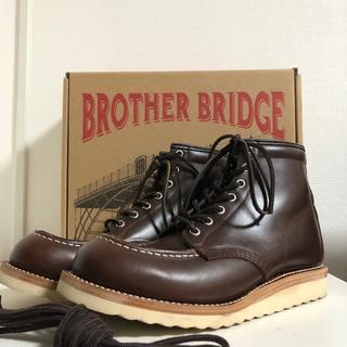ウエスコ(Wesco)のBROTHERBRIDGE ブラザーブリッジ ブーツ 8(ブーツ)