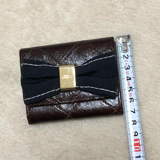 バイオレットハンガー(Violet Hanger)の«送料無料» violet hangar リボン ミニ財布(財布)