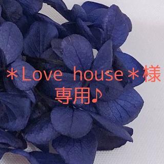 *Love house*様 専用ページです♪(プリザーブドフラワー)