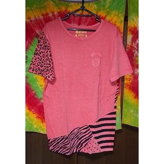 スクエア(SQUARE)のSQUARE クレイジーパターンTシャツ(Tシャツ/カットソー(半袖/袖なし))