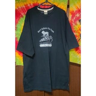 サーパス(SURPASS)のSURPASS プリントTシャツ/大きいサイズ(Tシャツ/カットソー(半袖/袖なし))