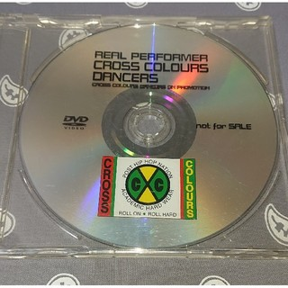 クロスカラーズ(CROSS COLOURS)のCROSS COLOURS CxC Dancers 非売品DVD 激レア(その他)