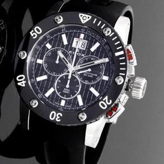 エドックス(EDOX)の【美品】エドックス EDOX class-1(腕時計(アナログ))