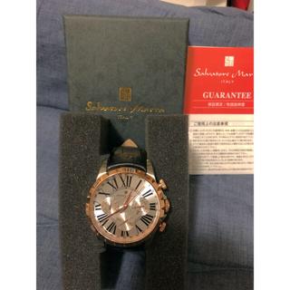 サルバトーレマーラ(Salvatore Marra)のSalvatore Marra 時計(腕時計)