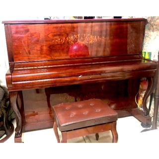 【中古】アップライトピアノKRAUS 大成ピアノ 日本製(ピアノ)