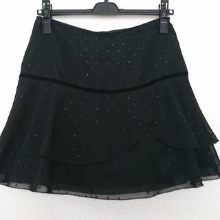 シェロー(chereaux)のペリドット様専用です☆chereaux ドットラメスカート(ミニスカート)