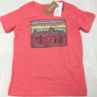 パタゴニア(patagonia)の❣⃛専用 ❁Patagonia トップス Tシャツ 2着❁ パタゴニア(Tシャツ/カットソー)