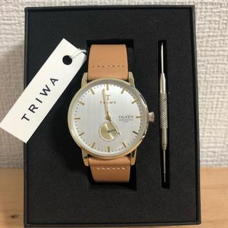 トリワ(TRIWA)のTRIWA FALKEN 新品(腕時計(アナログ))