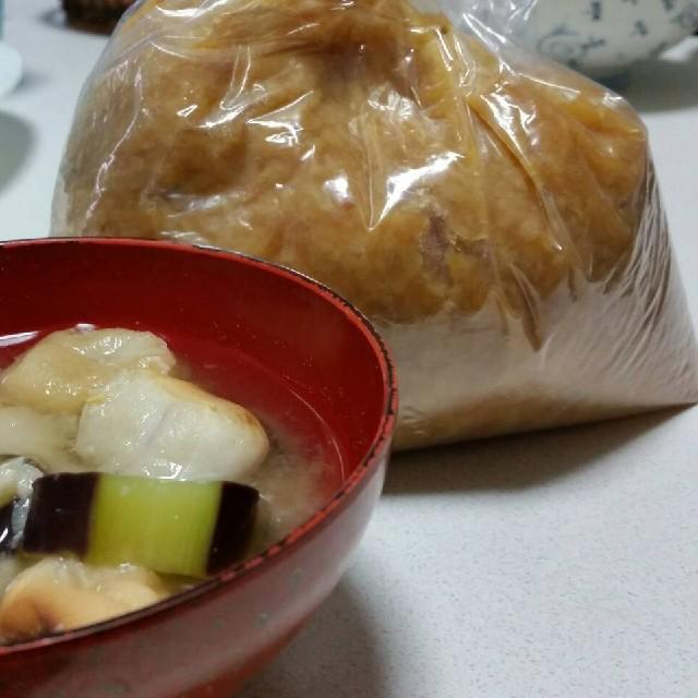 新米 恋の予感&ひとめぼれ 米味噌セット 食品/飲料/酒の食品(米/穀物)の商品写真
