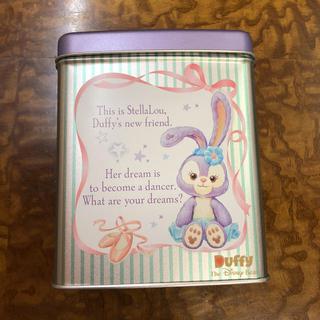 ディズニー(Disney)のさくひま様専用 ステラ・ルー 空き缶 ショッパー付き(キャラクターグッズ)
