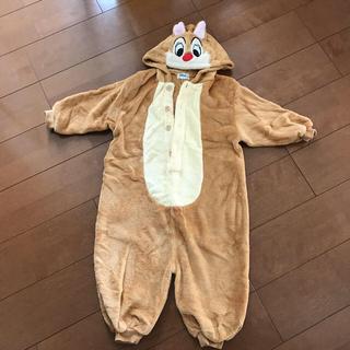チップアンドデール(チップ&デール)のデール 着ぐるみ(衣装)