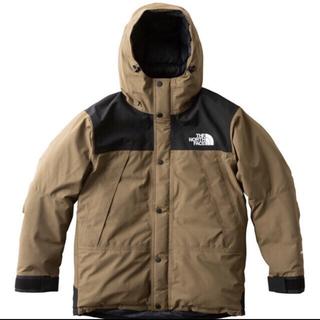 ザノースフェイス(THE NORTH FACE)のthe  north face mountain down jacket xs(マウンテンパーカー)