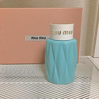 ミュウミュウ(miumiu)のmiumiuボディローション(ボディローション/ミルク)