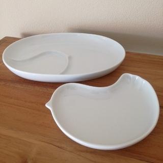 ハクサントウキ(白山陶器)の白山陶器 pipi ピピ ホワイト(食器)