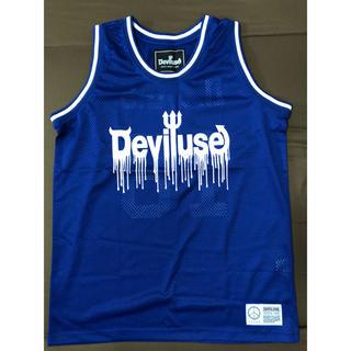 デビルユース(Deviluse)のDEVILLUSE メッシュタンクトップ(タンクトップ)