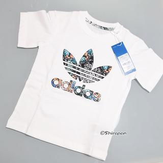 アディダス(adidas)の100【新品/即日発送】adidas オリジナルス キッズTシャツ ZOO(Tシャツ/カットソー)