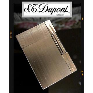 エステーデュポン(S.T. Dupont)のデュポン ライター(タバコグッズ)