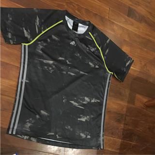 アディダス(adidas)のadidas  s19662  Tシャツ ブラック(その他)