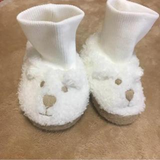 ベビーギャップ(babyGAP)のメーメーさま専用♡babygap ベビーギャップ くまさんブーツ(ブーツ)