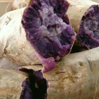 1キロ 無農薬 紫いも1キロ(野菜)