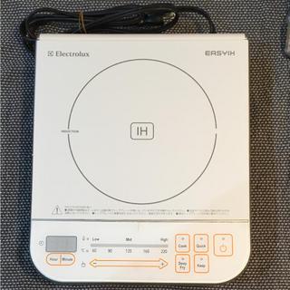 エレクトロラックス(Electrolux)のエレクトロラックス 卓上IHクッキングヒーター(調理機器)
