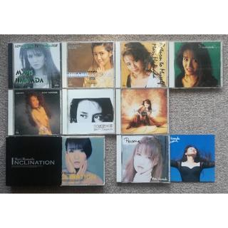 ■浜田麻里 アルバム9枚+EP2枚セット(ポップス/ロック(邦楽))