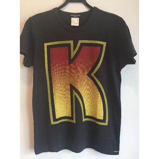 """オーバーザストライプス(OVER THE STRIPES)のOVER THE STRiPES Tシャツ_""""K""""(Tシャツ/カットソー(半袖/袖なし))"""
