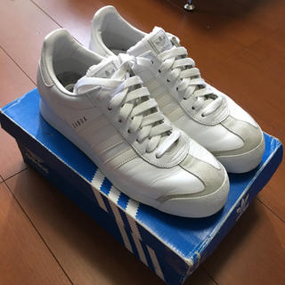 アディダス(adidas)の海外限定 ADIDAS SAMOA ベッカム着用 スニーカー(スニーカー)