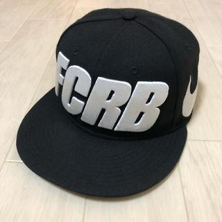 エフシーアールビー(F.C.R.B.)のSOPHNET FCRB NIKE BIG SWOOSH LOGO CAP(キャップ)