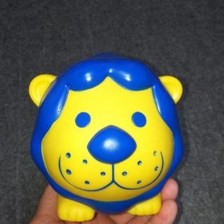 タカ&トシのライオン貯金箱 未使用品(お笑い芸人)