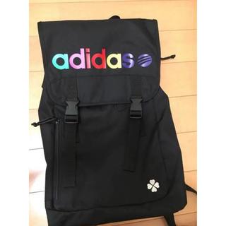 アディダス(adidas)のももクロ ポシュレ リュック adidas(アイドルグッズ)