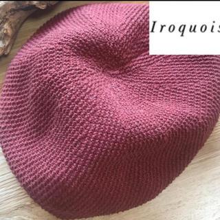 イロコイ(Iroquois)のIroquoisベレー帽(ハンチング/ベレー帽)