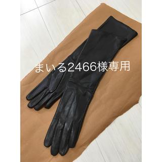 ザラ(ZARA)の【まいる2466様専用】ZARAロンググローブ(手袋)