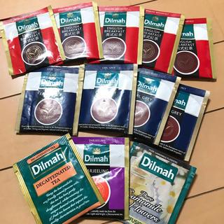 アフタヌーンティー(AfternoonTea)のDilmah  ティーバッグ 詰め合わせ 系12個(茶)