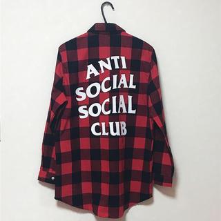 アンチ(ANTI)のASSC シャツ(シャツ)