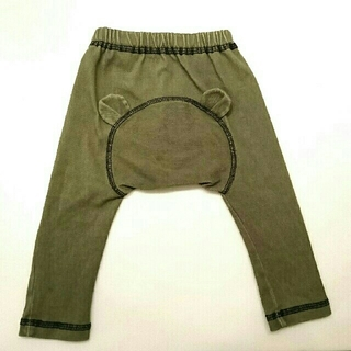 エフオーファクトリー(F.O.Factory)のalc カーキ色パンツ 80(パンツ)