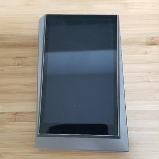 アイリバー(iriver)の【値下げ】アイリバー ak320 128GB 美品です!(ポータブルプレーヤー)
