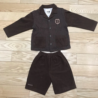 483415a6a4cc4 タケオキクチ(TAKEO KIKUCHI)の子供服 タケオキクチ スーツ 110センチ(ドレス フォーマル